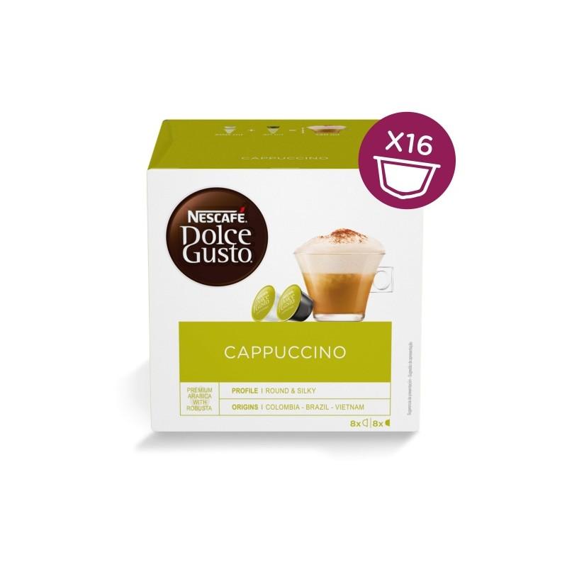 NESCAFE Dolce Gusto Cappuccino 16 Kapslit