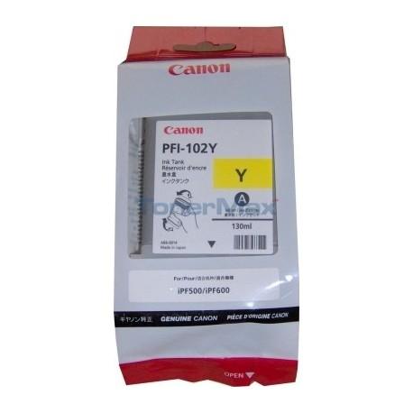 Canon Ink PFI-102 Kollane (0898B001)