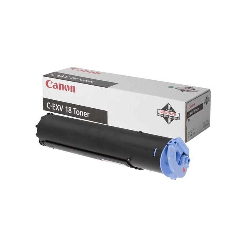 Canon tooner C-EXV 18 (0386B002)