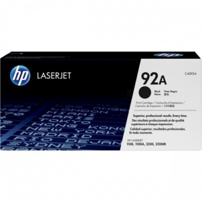 HP kassett No.92A Must (C4092A)