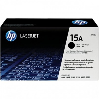HP kassett No.15A Must (C7115A)