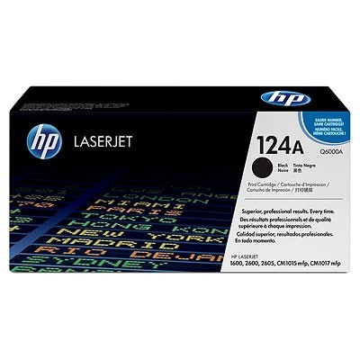HP kassett No.124A Must (Q6000A)