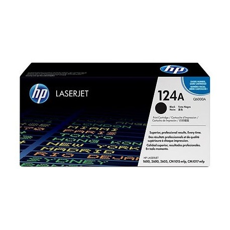 HP kassett No.124A Must (Q6000A)