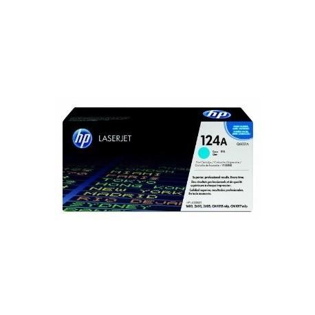 HP kassett No.124A Sinine (Q6001A)