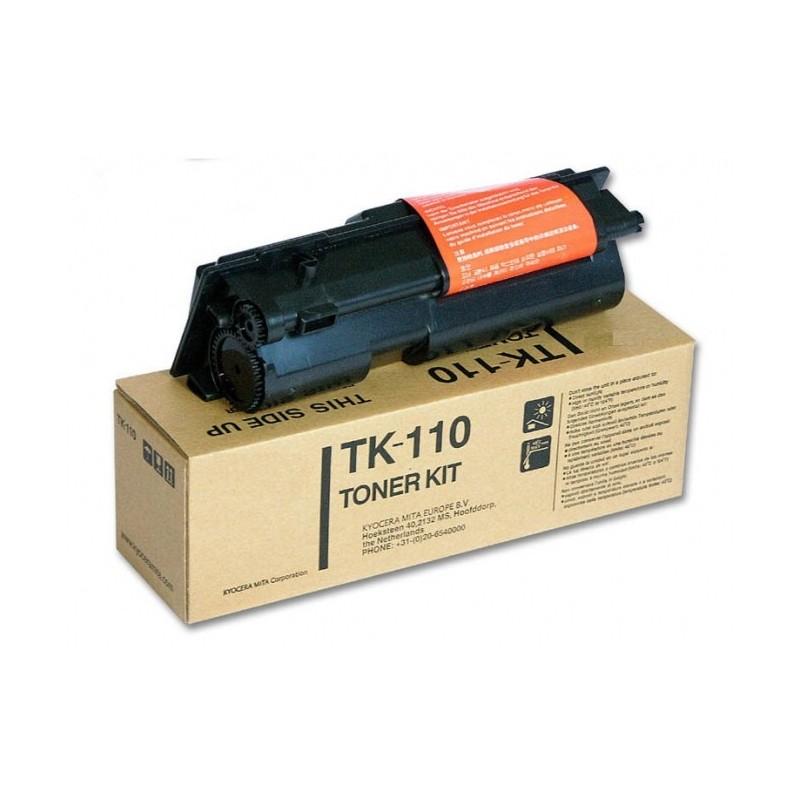 Kyocera kassett TK-110 Must (1T02FV0DE0)