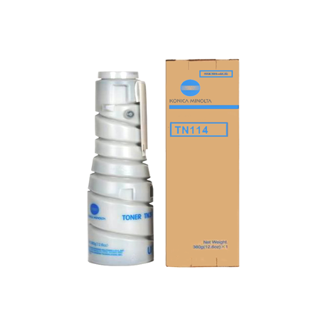 Konica-Minolta tooner TN-114 Must (8937784) 11k (106B8937-722)