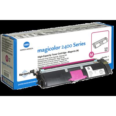 Konica-Minolta kassett MC2400 Roosa 4,5k (1710589-006) (A00W232)