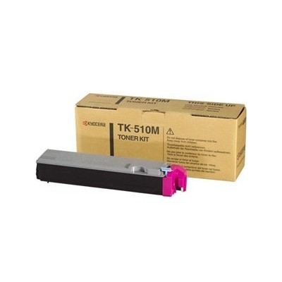 Kyocera kassett TK-510 Roosa (1T02F3BEU0)