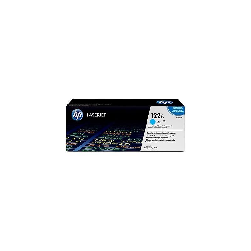 HP kassett No.122A Sinine (Q3961A)