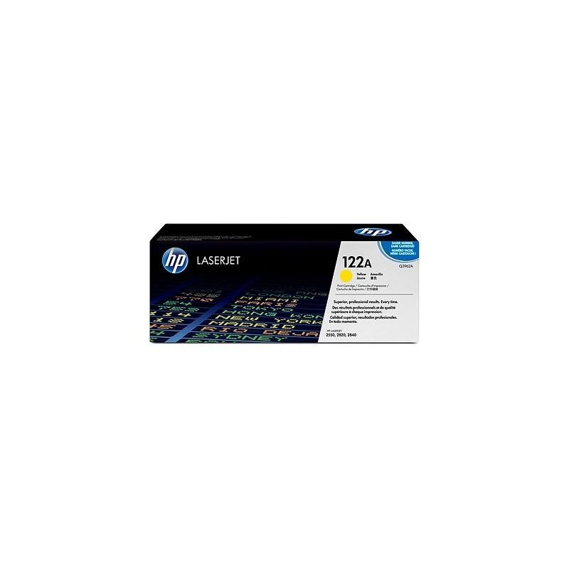 HP kassett No.122A Kollane (Q3962A)