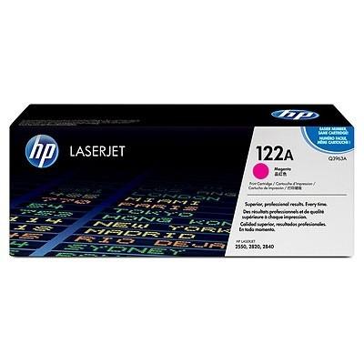 HP kassett No.122A Roosa (Q3963A)