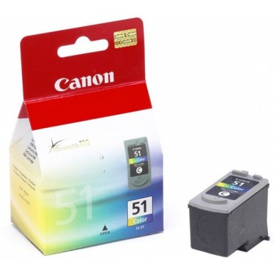 Canon Ink CL-51 Color HC (0618B001)