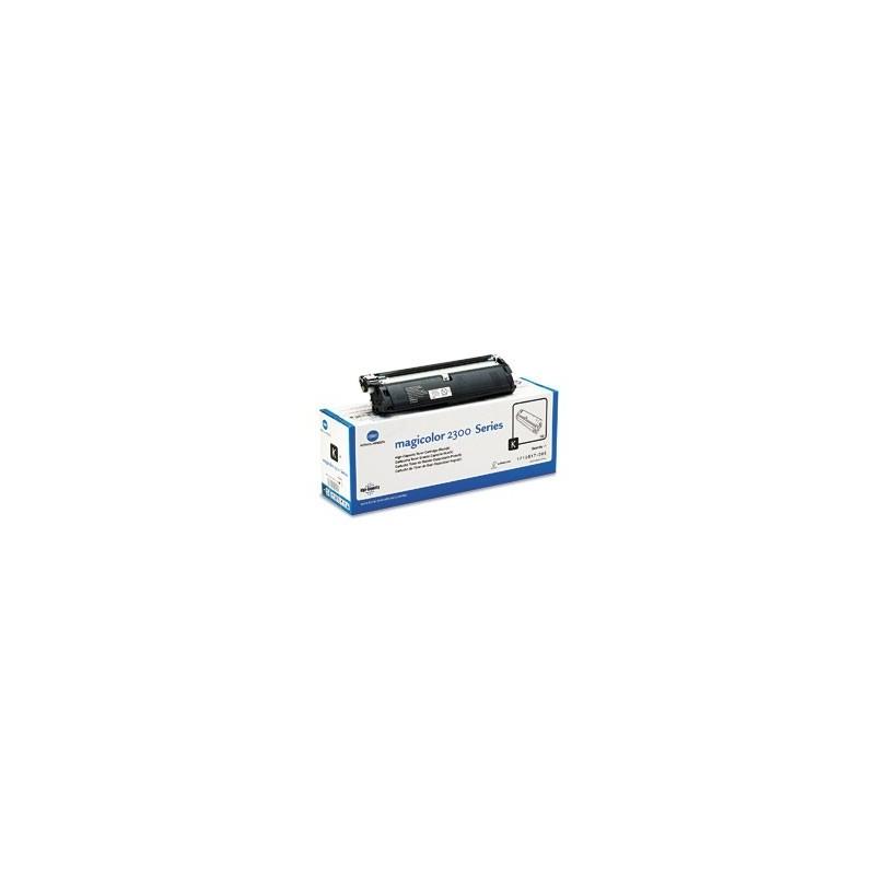 Konica-Minolta kassett MC2300 Must 4,5k (1710517005) (4576211)