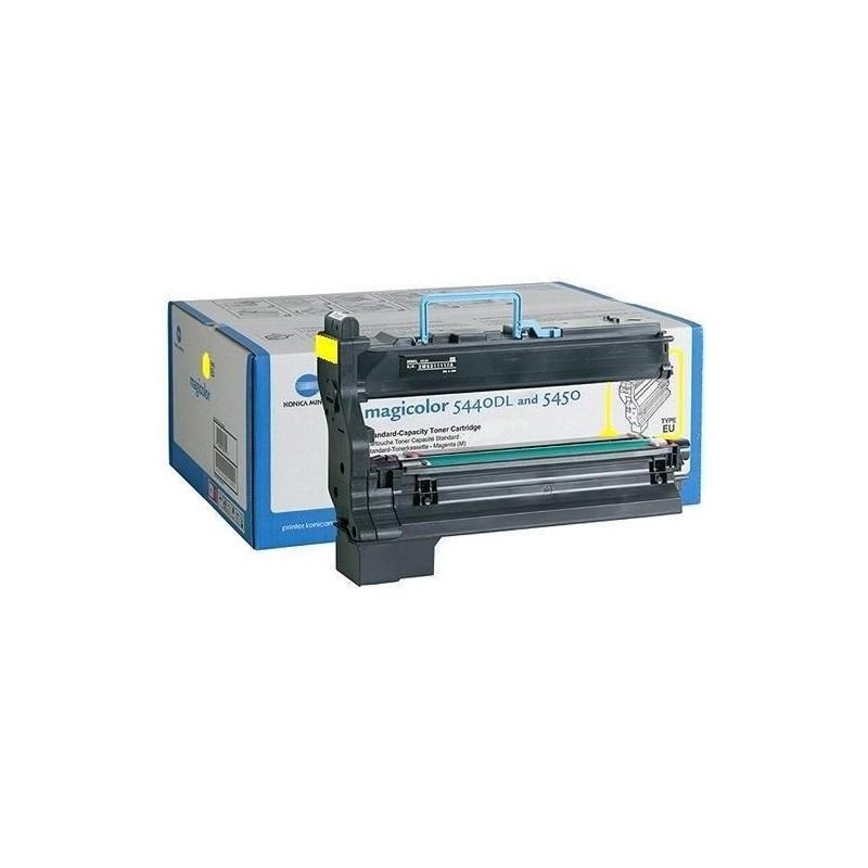 Konica-Minolta kassett MC5440 Kollane 6k (1710604-002) (4539134)