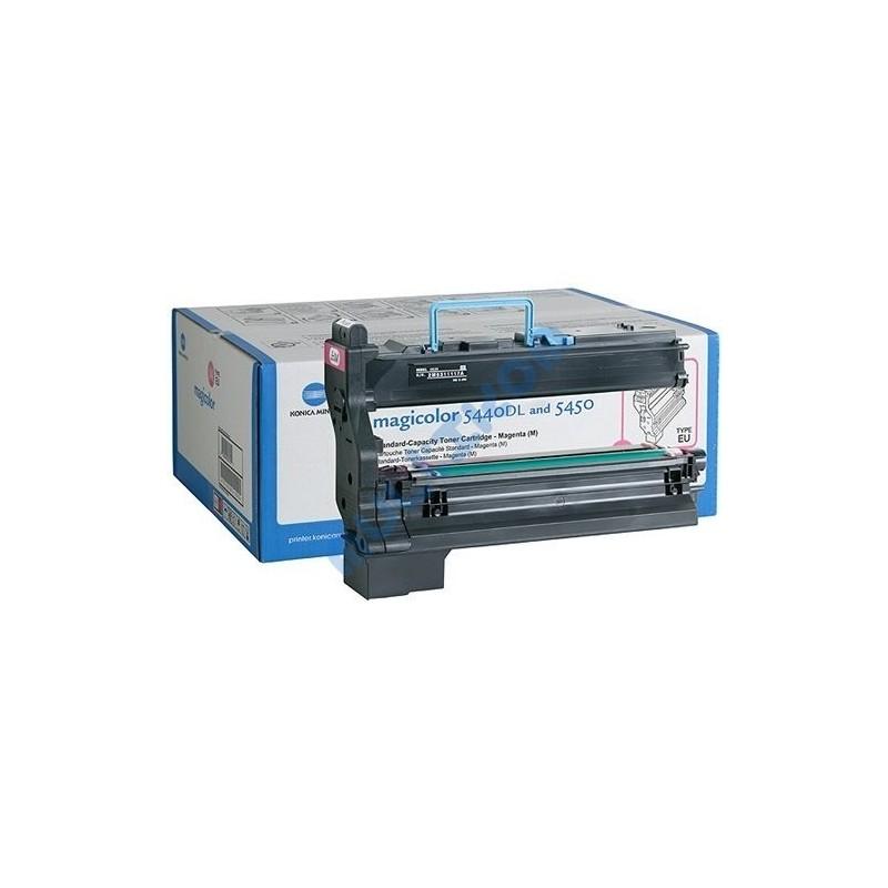 Konica-Minolta kassett MC5440 Roosa 6k (1710604-003) (4539234)