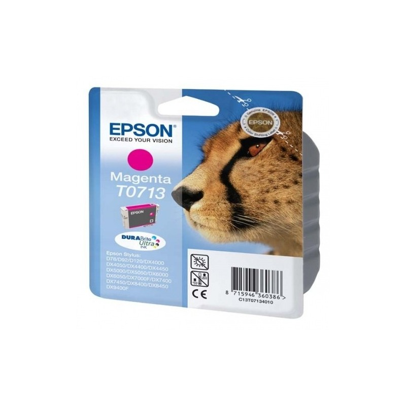 Epson Ink Roosa (C13T07134012)