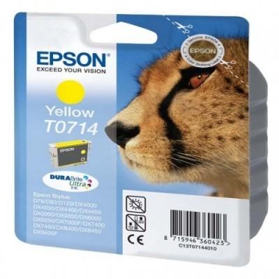 Epson Ink Kollane (C13T07144012)