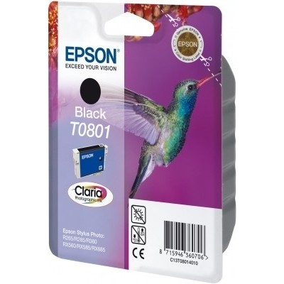Epson Ink Must T0801 (C13T08014011)