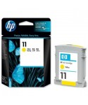 HP Ink No.11 Kollane (C4838AE)
