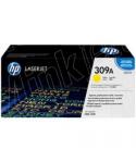 HP kassett No.309A Kollane (Q2672A)