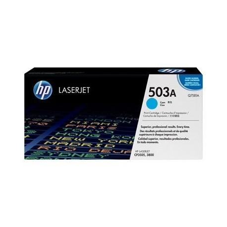 HP kassett No.503A Sinine (Q7581A) EOL