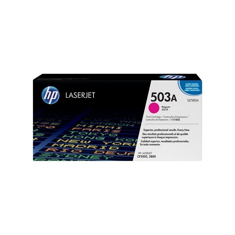 HP kassett No.503A Roosa (Q7583A) EOL