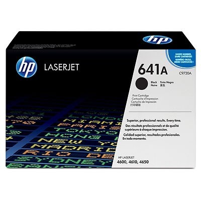 HP kassett No.641A Must (C9720A) EOL