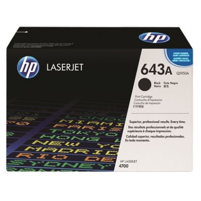 HP kassett No.643A Must (Q5950A)