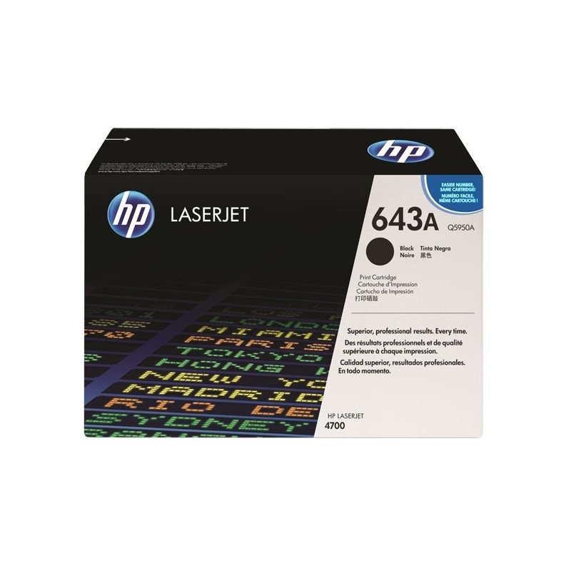 HP kassett No.643A Must (Q5950A)