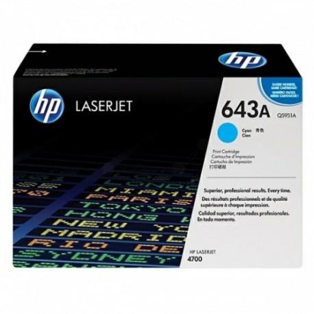 HP kassett No.643A Sinine (Q5951A)
