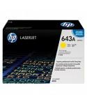 HP kassett No.643 Kollane (Q5952A)