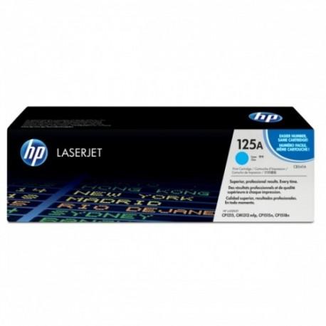 HP kassett No.125A Sinine (CB541A)