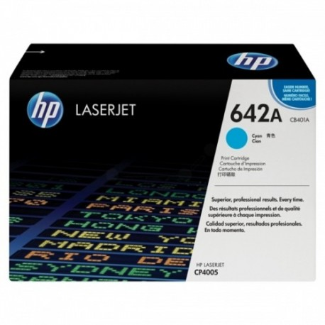 HP kassett No.642A Sinine (CB401A) EOL