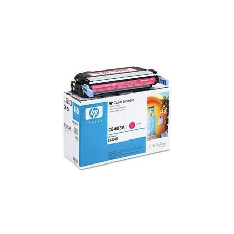 HP kassett No.642A Roosa (CB403A) EOL