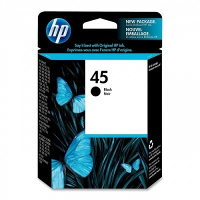 HP Ink No.45 Must (51645AE)
