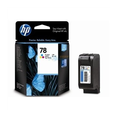 HP Ink No.78 Color (C6578DE)