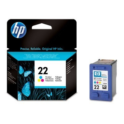 HP Ink No.22 Tri-Color (C9352AE)