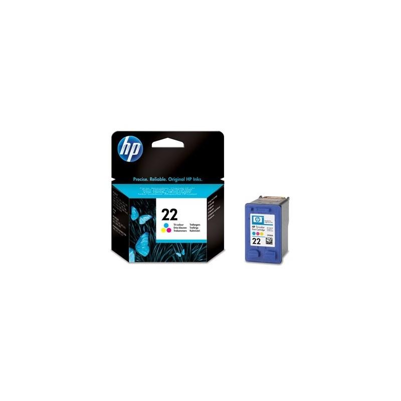 HP Ink No.22 Tri-Color (C9352AE)