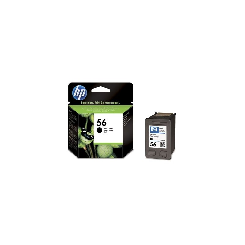 HP Ink No.56 Must (C6656AE)