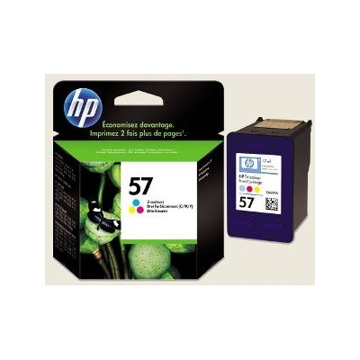 HP Ink No.57 Tri-Color (C6657AE)