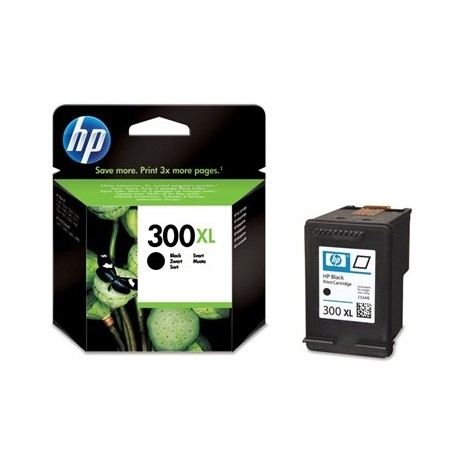 HP Ink No.300 XL Must (CC641EE)