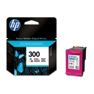 HP Ink No.300 Color (CC643EE)