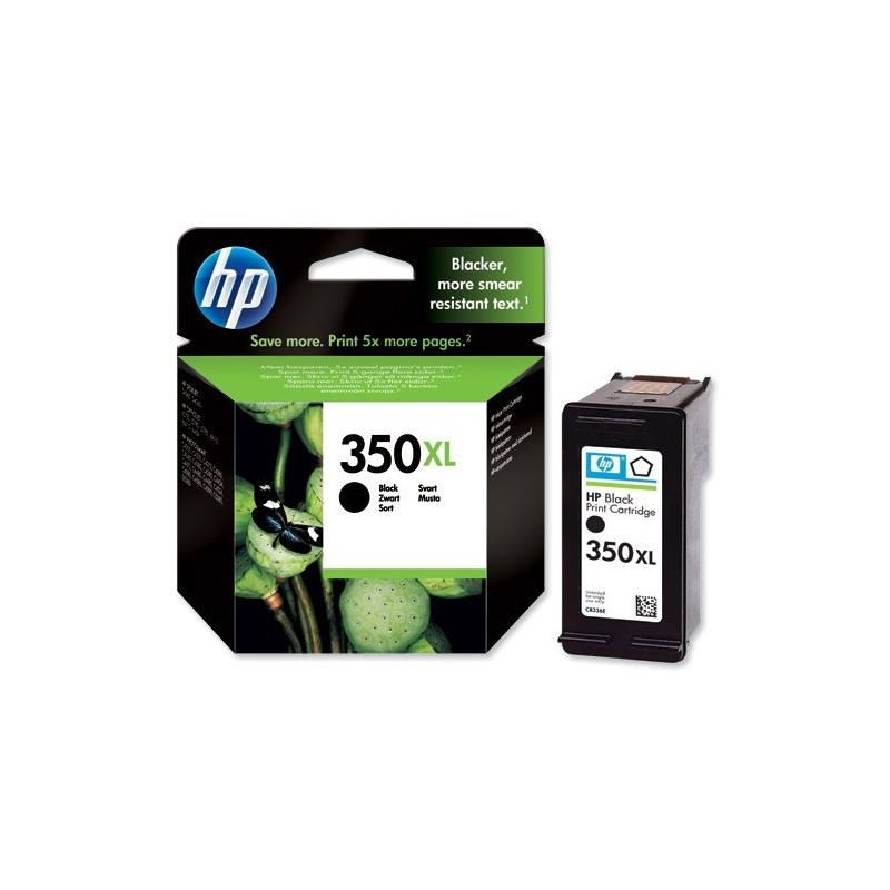 HP Ink No.350 XL Must (CB336EE)