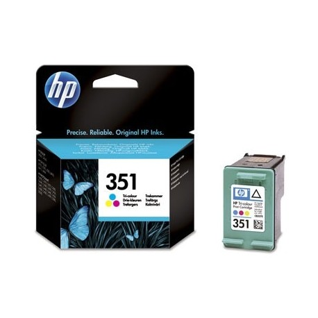 HP Ink No.351 Tri Color (CB337EE)