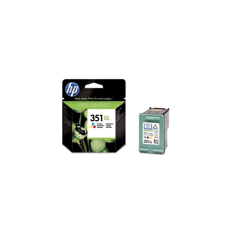 HP Ink No.351 XL Tri-Color (CB338EE)