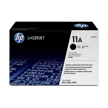 HP kassett Must No.11A (Q6511A) EOL