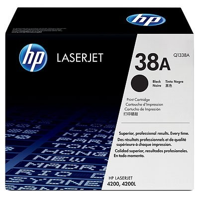 HP kassett No.38A Must (Q1338A) EOL
