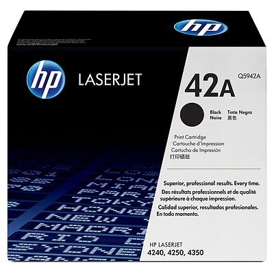 HP kassett No.42A Must (Q5942A)