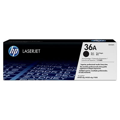 HP kassett No.36A Must (CB436A)