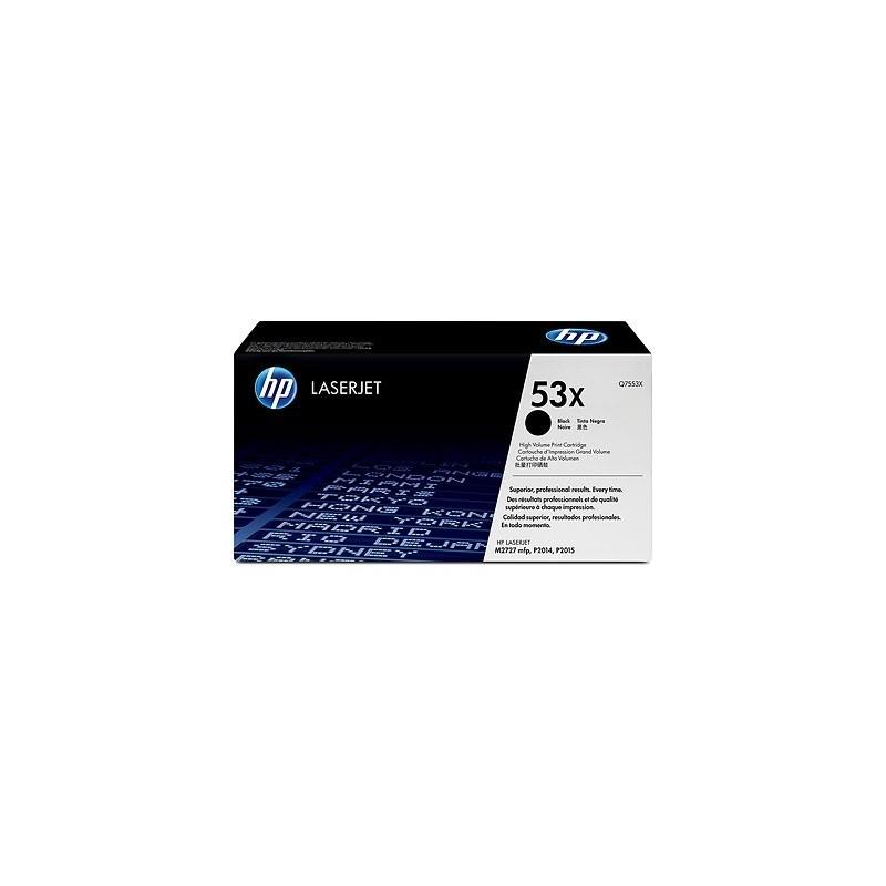 HP kassett No.53X Must (Q7553X)